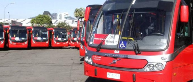 Subsidio para el Transantiago tendrá un alza récord este 2018